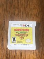 Donkey Kong Country Returns 3D (Niuntendo 3DS, 2013) Game Only Tested