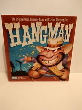 Hangman Board Game - Parker Brothers (2003)