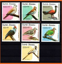 Guine Bissau - Beautiful Birds / Wild / Nature/ Pets/ Pigeons/ Cookoos C 36 MNH