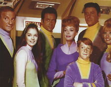 Lost In Space June Lockhart Guy Williams Angela Cartwright 8x10 photo R5318