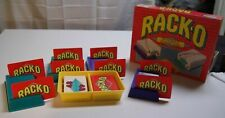 Parker Brothers Rack-O Game Complete