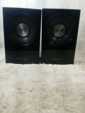 New listing Lot of 5 Samsung Home theater speakers Ps-Fc550(2) Ps-Rc550(2)& Ps-Cc550(1)