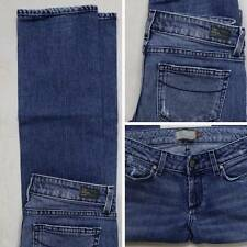 PAIGE JIMMY JIMMY Distress Straight Leg Jeans Tag=24 Actual=28 x 32 MINT $200