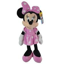 "Minnie Mouse Disney Pink 11"" Beans Plush w hangtag"