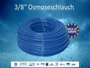 "3/8"" Osmoseleitung Osmoseschlauch Umkehrosmose Osmose"
