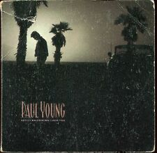 PAUL YOUNG - SOFTLY WHISPERING I LOVE YOU - CARD SLEEVE 3 INCH 8 CM CD MAXI