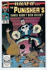 What if The Punisher's Family  Hadn't been Killed ? #10   *NM