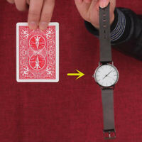 Watch This Magic Tricks Playing Card Change Card to Watch Close Up Illusion