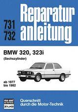 BMW 320 323i ab 1977 Reparaturanleitung Reparatur-Handbuch Reparaturbuch Buch