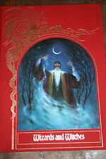 The Enchanted World Wizards And Witches -  B Lehane - 1985-01-01 - No dust jacke