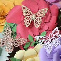 Butterfly Cutting Dies Stencil DIY Scrapbooking Embossing Album Paper Card Craft