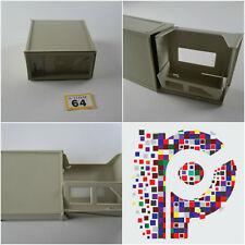 "Amiga Atari ST PC 3.5"" Disk Storage box holds 13 disks"