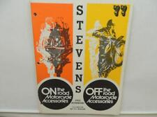 1977 Stevens Off On Road Motorcycle Accessories Wiseco Honda Motocross L11507