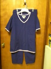 Scrubs By AngieLlyns - Size Medium Women - Purple/lavender -Good Condition