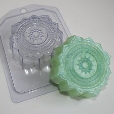 """Oriental pattern"" plastic soap mold soap making mold mould"