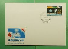 DR WHO 1994 PENRHYN FDC SPACE  g15928