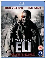 Blu Ray The Book of Eli - brand new and sealed region B