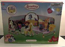 Strawberry Shortcake: Filly Groomin Salon With Honey Pie Pony NEW!
