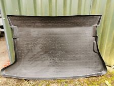 GENUINE TOYOTA  AURIS RUBBER PLASTIC LUGGAGE BOOT LINER TRAY MAT COVER 2007-2012