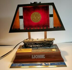 Vintage Lionel Train Lamp Hudson 700E - Animated with Sound - Tested Working