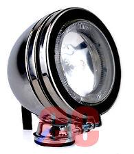 """1 X 4"""" 12 Volt Spotlight Halogen Lamp LED Angel Eye Head Light Fog Car Van White"""