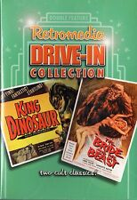 Drive-In Collection: King Dinosaur/The Bride and The Beast - Double Feature (DVD