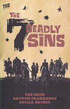 TKO Studios The 7 Deadly Sins Trade Paperback Comic Book