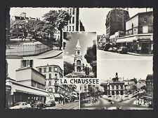 "PARIS XX° LA CHAUSSEE / TABAC-PMU ""FRANCE PRESSE"" PEUGEOT 203 TABAC-PMU ""L'ANIC"""