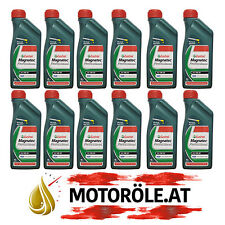 12x1 Liter Castrol Magnatec Professional A5 5W-30Ford Motoröl,Ford WSS-M2C913-C