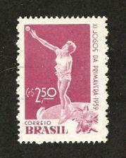 NO RESERVE AUCTION!!  Brazil stamp #896, MNHOG, XF, 1959