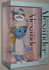 Madame Alexander Smurfette 8 inch doll New in box Smurfs Ages 3+ 2011 Movie MIB