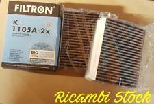 FILTRO ABITACOLO ALFA ROMEO 147 (937) NUOVO E ORIGINALE FILTRON K1105A-2X