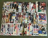 Dimitri Khristich 52 Card Lot Nice Mix See Scans NHL Hockey