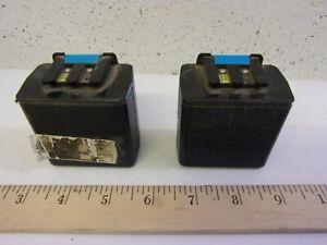 Vintage GE Ericsson MASTR Handheld Batteries lot of (2)