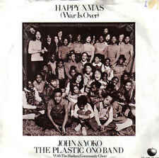 John Lennon&Yoko One-Happy XMas vinyl single