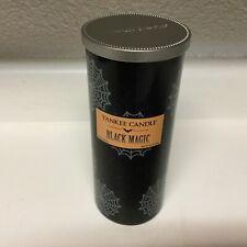 Yankee Candle Limited Edition Black Magic 20 oz Pillar Halloween 🎃Scent
