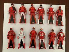 Power Rangers Morpher Keys set of 12