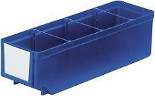 Regalkasten RK 300/93 blau E/D/E Logistik-Cente