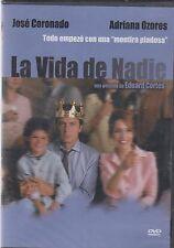 DVD -  La Vida De Nadie NEW Todo Empezo Con Una Mentira FAST SHIPPING!