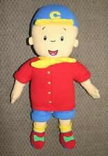 """Caillou Large Plush Doll Stuffed Toy JUMBO 22"""" Sprout PBS Chouette Publishing"""