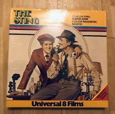La película de Sting-Super 8mm-SEALED no utilizado