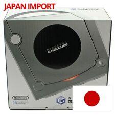 GameCube - Konsole #silber + Controller + Zub. JAP mit OVP sehr guter Zustand