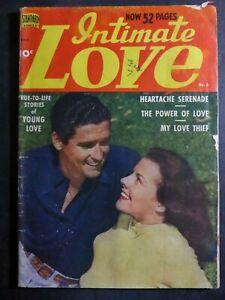 Intimate Love #6 ~ (1950 Standard) ~ John Severin, Will Elder art ~ GD