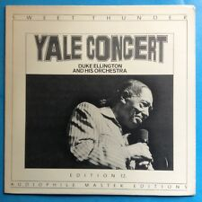 Duke Ellington-Yale Concert-Edition 12-1981 Sweet Thunder AUDIOPHILE-  UNPLAYED