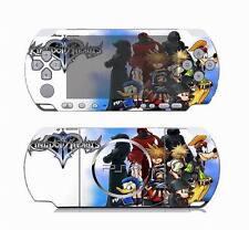 Kingdom Hearts 005 Vinyl Decal Skin Sticker for Sony PSP 3000