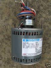 NEW MARATHON X020 1/2 HP 277 V 1075 RPM 1 PH  MOTOR