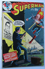 Superman #230 (DC, 10/70) VG/FN15₵ Cover/Anderson & Swan-a/ Nice!!
