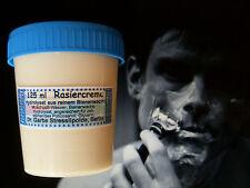 Bienenwachs-Policosanol-Rasiercreme €4/100ml zellstärkend empfindliche raue Haut