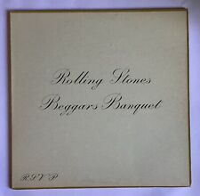 The Rolling Stones Beggars Banquet R.S.V.P. London PS 539 Vinyl LP Record