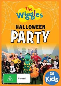 BRAND NEW The Wiggles - Halloween Party (DVD, 2021) *PREORDER R4 Emma Lachy